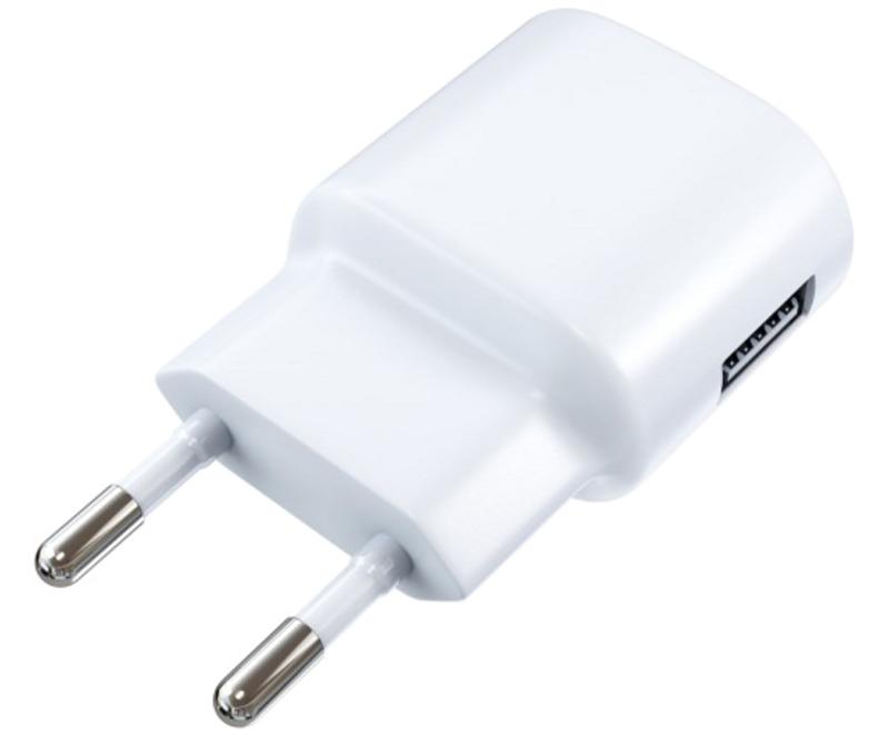 Red Line ТС-1A Lite, White сетевое зарядное устройствоУТ000010346Сетевое зарядное устройство Red Line ТС-1A Lite предназначено для использования с кабелем (приобретается отдельно) для подзарядки сотового телефона,планшетного компьютера, смартфона, плеера или любого другого совместимого устройства. Red Line ТС-1A Lite работает от сети переменного тока. Данная модель станет отличным вариантом на замену штатного адаптера поставляемого в комплекте с устройством в ситуации, когда тот вышел из строя или же был утерян.