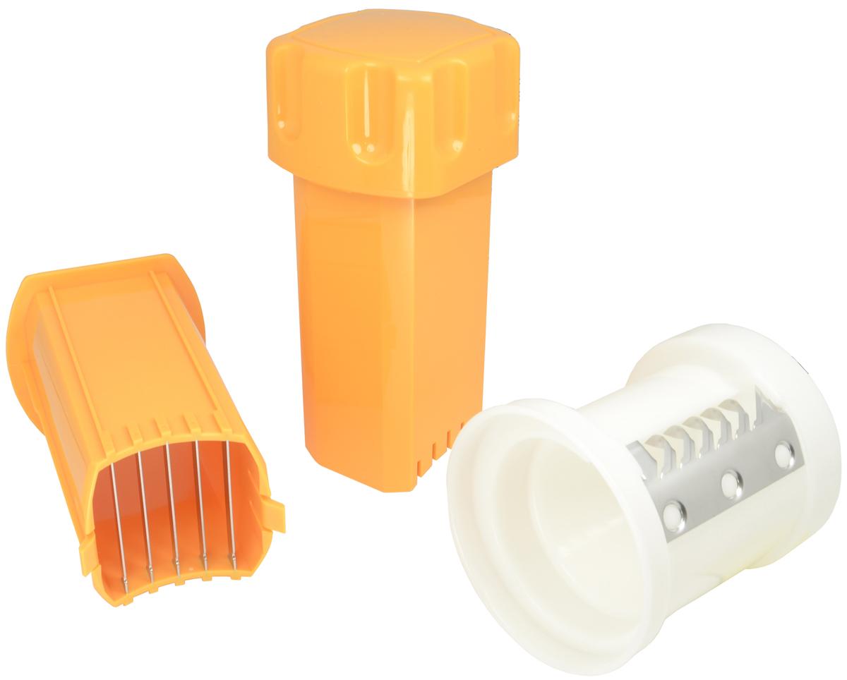 Zelmer ZMMA009M насадка для нарезки кубиками для мясорубокZMMA009MНасадка Zelmer ZMMA009M предназначена для нарезки вареных овощей кубиками. Используется в качестве дополнительного приспособления мясорубок Zelmer. Приготовление оливье и винегретов еще никогда не было таким простым занятием!