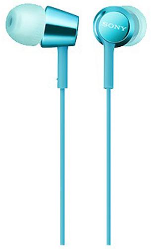 Sony EX155, Light Blue наушникиMDREX155L.EНаушники-вкладыши Sony EX155 обеспечивают отличный динамический звук даже на ходу.Высокочувствительные 9-миллиметровые динамики в компактном корпусе обеспечивают четкое звучание верхних частот и мощные басы.Устойчивый к спутыванию и перекручиванию рифленый кабель обеспечивает комфорт при использовании наушников.Вкладыши четырех размеров (SS, S, M и L) позволяют адаптировать наушники под свои потребности для максимально комфортного прослушивания на ходу.