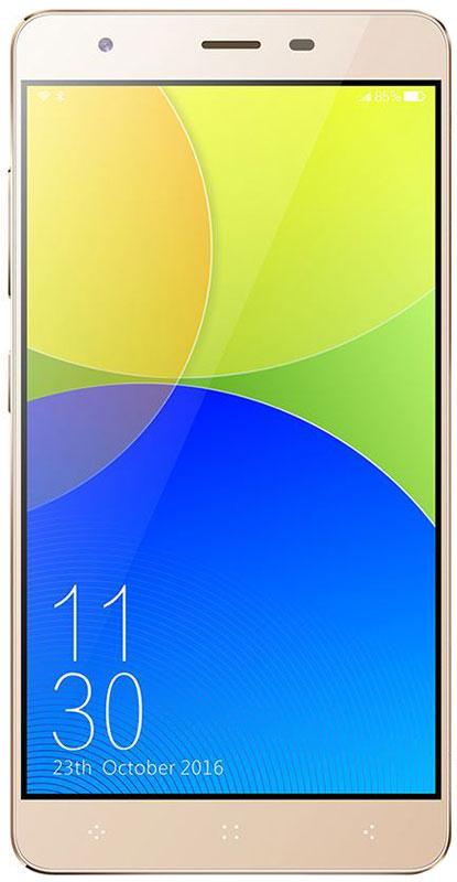 Elephone C1, GoldC1_2GB_16GB_GoldElephone C1 - смартфон в металлической оболочке, который обеспечат вас приятными и незабываемыми впечатлениями.Для покрытия задней панели смартфона С1 были использованы передовые литейные технологии, а также ряд процессов обработки. Таким образом смартфон С1 имеет очень простой, но визуально сложный стиль, а также более мягкий и благородный дизайн. Все это не только обеспечивает привлекательный вид смартфона, но и позволяет,более комфортно держать его в руке. Смартфон С1 имеет довольно гладкий корпус и, кроме того, он прекрасно подчеркивает вашу индивидуальность, выглядит элегантно и благородно.Оснащенный супер большим 5.5-дюймовым HD экраном, смартфон сможет доставить вам еще больше визуальных впечатлений. Пусть ваши ощущения во время просмотра фильмов или игр станут еще ярче.Сканер отпечатков пальцев находится на задней панели смартфона С1, что является более удобным для использования смартфона одной рукой. Выход из режима сна и разблокировка экрана могут быть сделаны одним движением. Вам больше не нужно вводить сложные пароли – ваша личность будет безошибочно установлена с помощью прикладывания пальца к сканеру под любым углом.Смартфон С1 поддерживает Nano SIM + Micro SIM или Micro SIM + TF карты, также он поддерживает различные сетевые стандарты. Благодаря технологии Dual 4G вы сможете наслаждаться высокоскоростным интернетом с быстрым и более стабильным соединением.Оснащенный основной камерой на 13 Мпикс и моментальным захватом изображения с помощью автофокуса, смартфон С1 не упустит ни одного прекрасного момента Вашей жизни, создавая самые «живые» фотографии.Встроенная четырехъядерная архитектура процессора, которая может развивать тактовую частоту до 1.3 ГГц, и вычислительная технология CorePilot кампании Media Tech делают взаимодействие центрального и графического процессоров более эффективным. Работающий на новой ОС Android 6.0, 64-битный процессор намного расширит ваши пользовательские впечатления от смартфона.Смартфон С1 и
