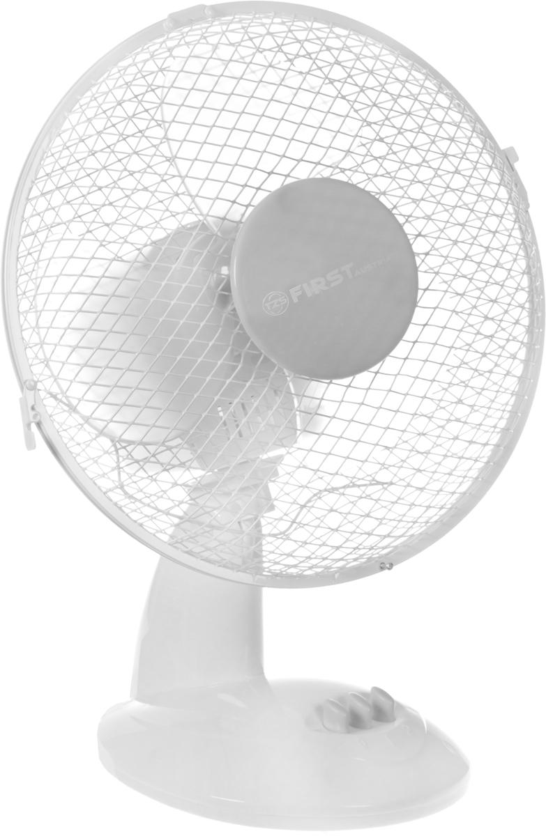 First FA-5550, White Gray вентилятор настольный - Вентиляторы