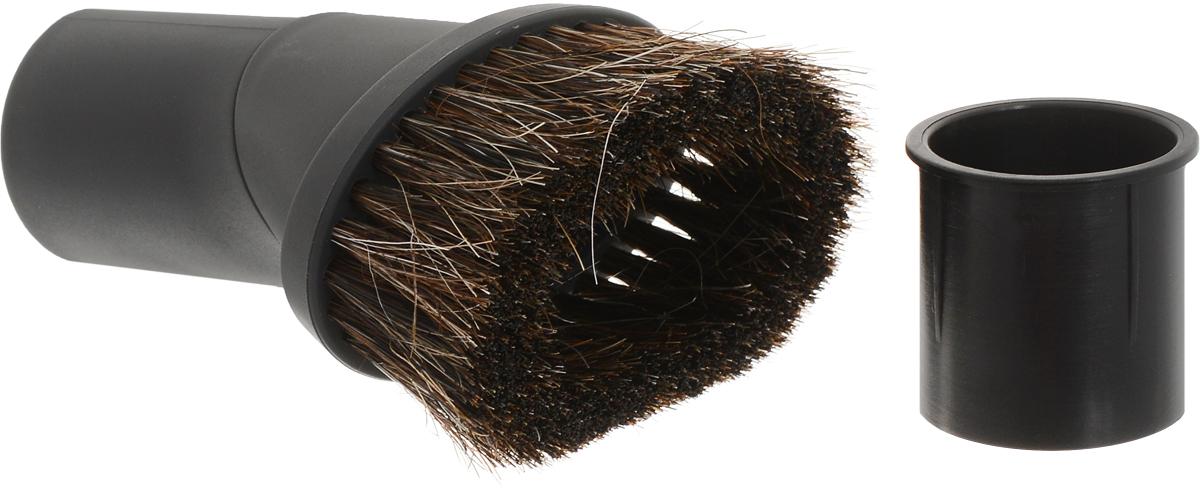 Filtero FTN 12 насадка для пылесосов для уборки жесткой мебелиFTN 12Filtero FTN 12 - насадка с длинным ворсом на подвижном шарнире для эффективной очистки жестких мебельных поверхностей. Наличие переходника позволяет использовать насадку с большинством пылесосов известных марок, с диаметром удлинительной трубки 32 или 35 мм.
