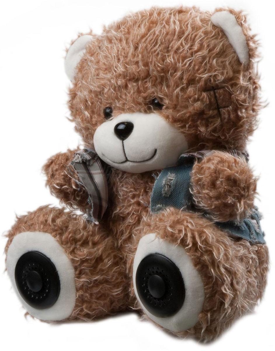 Ritmix ST-150 Bear, Brown портативная акустическая система