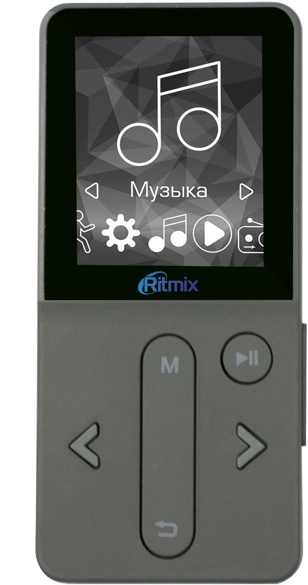 Ritmix RF-4910 8Gb, Dark Gray MP3-плеер