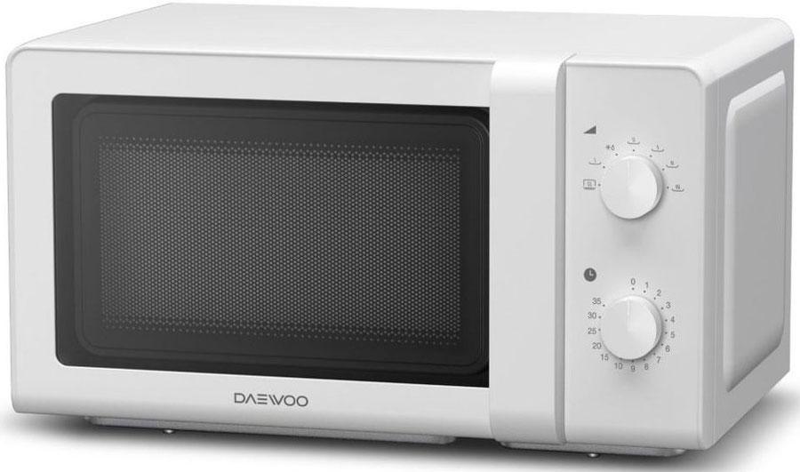Daewoo KOR-6627W, White СВЧ-печьKOR-6627W