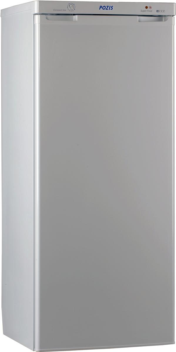 Pozis FV-115, Silver морозильник098YVМорозильник compact