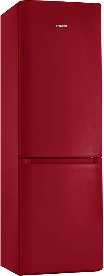 Pozis RK FNF-170, Ruby холодильник550WVХолодильник двухкамерный FULL NO FROST рубиновый