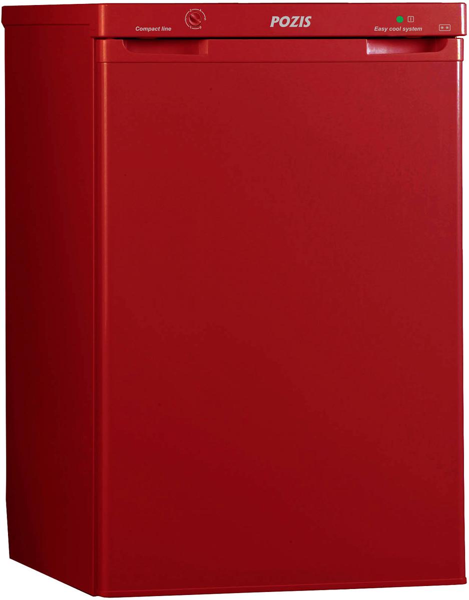 Pozis RS-411, Ruby холодильник095WVХолодильник однокамерный compact