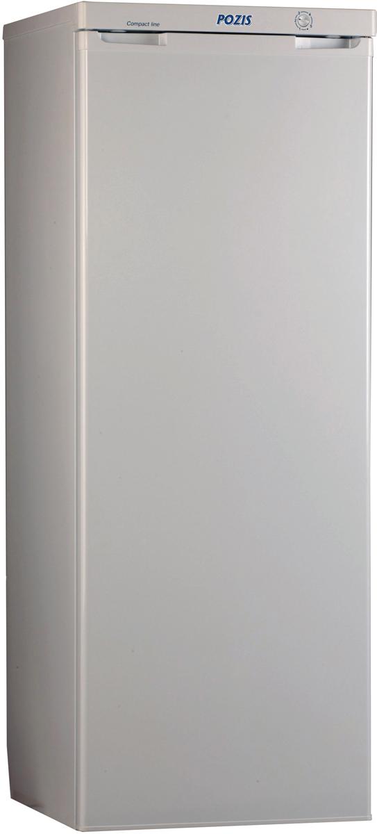 Pozis RS-416, Silver холодильник096YVХолодильник однокамерный compact