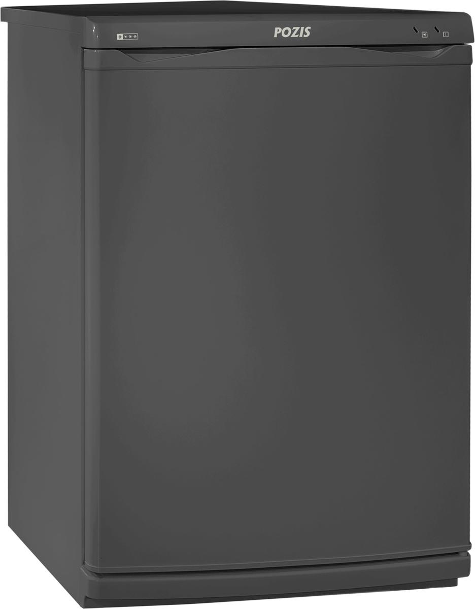 Pozis СВИЯГА-109-2, Graphite морозильник077QVМорозильник classic графитовый