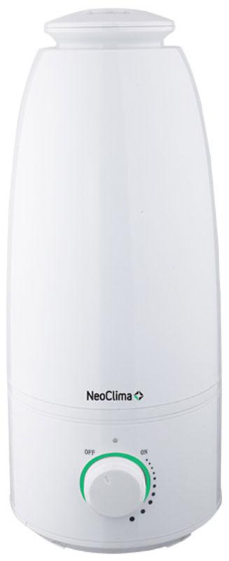 Neoclima NHL-250L, White увлажнитель воздуха29129Увлажнитель воздуха Neoclima NHL-250L - надежный и полезный прибор для вашего дома с вместительным объемом резервуара 2,5 литра. Данная модель имеет функцию регулировки степени увлажнения, а также способна автоматически отключаться при отсутствии воды. Прибор выполнен в оригинальном корпусе. С помощью увлажнителей воздуха стало возможным создать максимально комфортный микроклимат в помещении за короткое время. Небольшие размеры, симпатичный дизайн позволяют использовать его в домах, квартирах и офисах. В увлажнитель Neoclima NHL-250L можно заливать водопроводную воду. Фильтр-картридж (в комплекте) очистит воду от солей жесткости. Бак имеет антибактериальное покрытие.