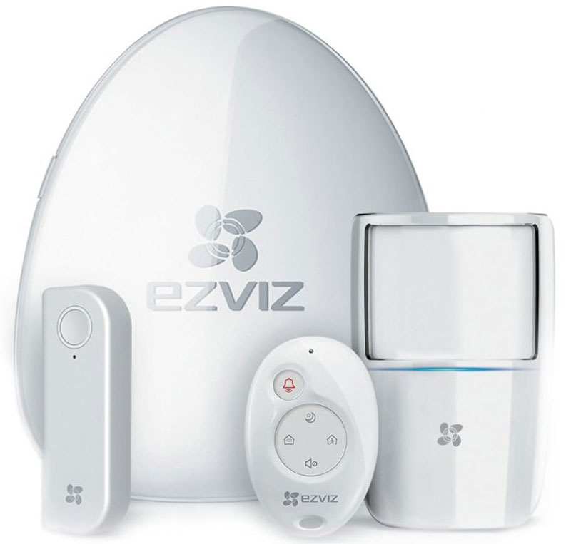 Ezviz А1 стартовый комплект умного дома