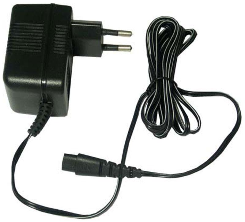 МИГ шнур с блоком питания для электробритв 3121МИГ шнур с блоком питания для электробритв мод.3121Блок питания МИГ для электробритв 3121. Напряжение входящего тока составляет 230 - 240 В, а частота - 50 - 60 Гц, а выходящего тока - 3 В. Ток - 300 мА.