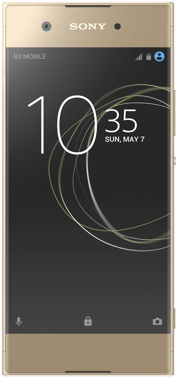Sony Xperia XA1, Gold