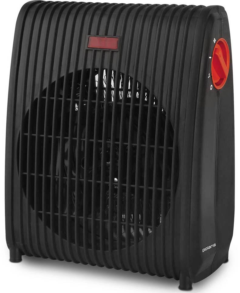 Polaris PFH 5021 тепловентилятор008643Polaris PFH 5021 - тепловентилятор в компактном корпусе. Прибор имеет три режима работы: поток холодного воздуха без нагрева; теплый воздух при уровне мощности в 1000 Вт и горячий воздух при уровне мощности 2000 Вт.Температура изменяется с помощью регулируемого термостата. Тепловентилятор автоматически отключается при перегреве, благодаря чему обеспечивается безопасность его использования. Материал корпуса - термостойкий пластик абсолютно безвреден и соответствует всем стандартам безопасности.