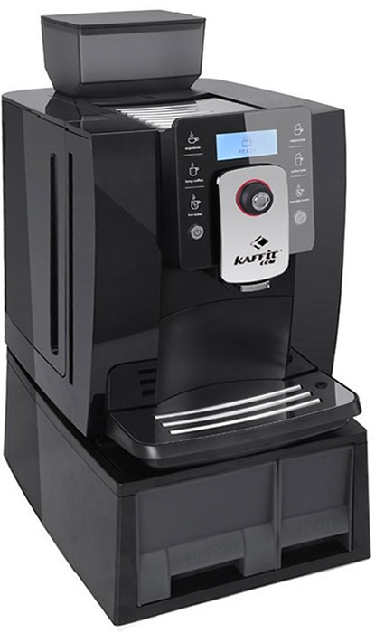 Kaffit.com KLM 1601 Pro B, Black кофемашинаKLM 1601