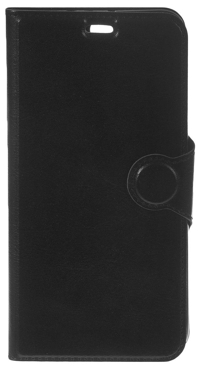 Red Line Book Type чехол для Huawei Honor 8, BlackУТ000009592Чехол Red Line Book Type для Huawei Honor 8 защищает смартфон от царапин, пыли и других возможных повреждений.Точное соответствие вырезов чехла под функциональные разъемы смартфона. Полный доступ к динамикам и клавишам.Чехол может трансформироваться в подставку для удобного просмотра видео.Чехол выполнен из технологичного материала, не теряющего со временем своих внешних характеристик.