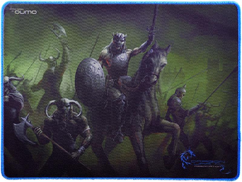 Qumo Dead Army игровой коврик для мыши