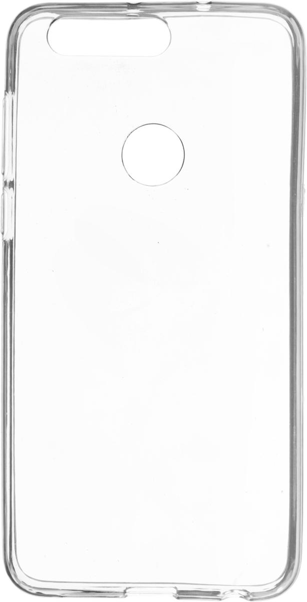 Red Line iBox Crystal чехол-накладка для Huawei Honor 8, TransparentУТ000009348