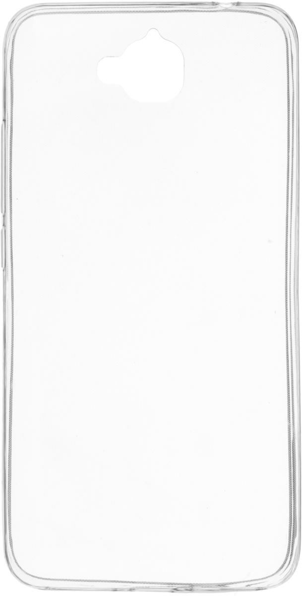 Red Line iBox Crystal чехол-накладка для Huawei Honor 4c Pro, TransparentУТ000010025