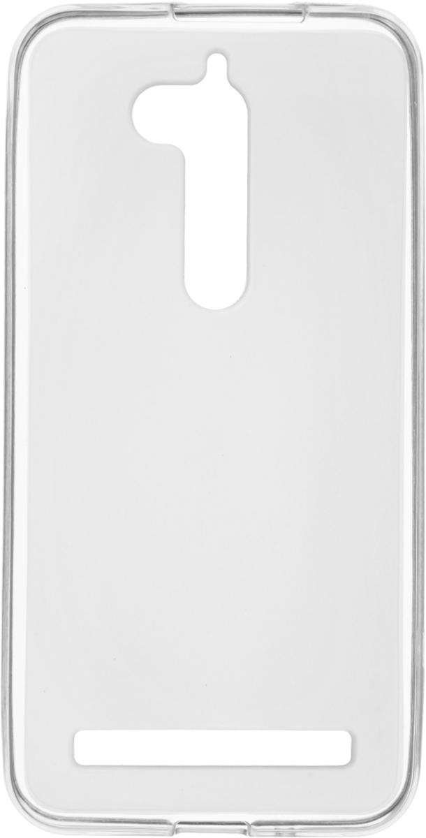 Red Line iBox Crystal чехол для Asus ZenFone Go ZB500KG, TransparentУТ000010373Чехол Red Line iBox Crystal для Asus ZenFone Go ZB500KG защищает заднюю часть вашего смартфона от царапин, пыли и других возможных повреждений.Точное соответствие вырезов чехла под функциональные разъемы смартфона.Чехол выполнен из технологичного материала, не теряющего со временем своих внешних характеристик.