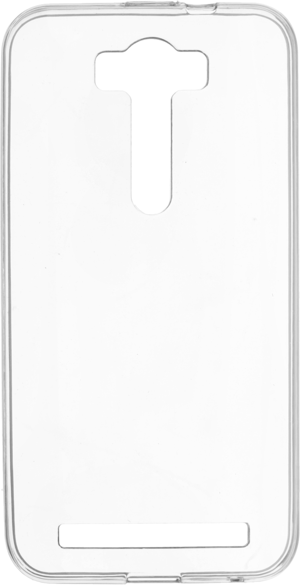 Red Line iBox Crystal чехол-накладка для Asus ZenFone Go ZB500KL, TransparentУТ000010374