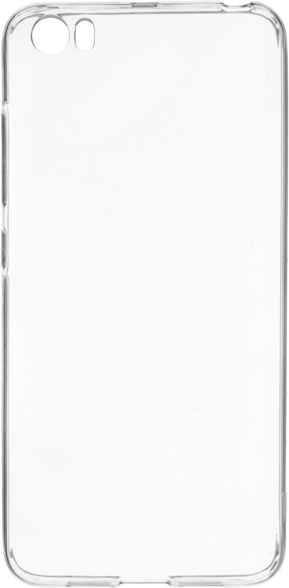 Red Line iBox Crystal чехол-накладка для Xiaomi Mi5, TransparentУТ000009051