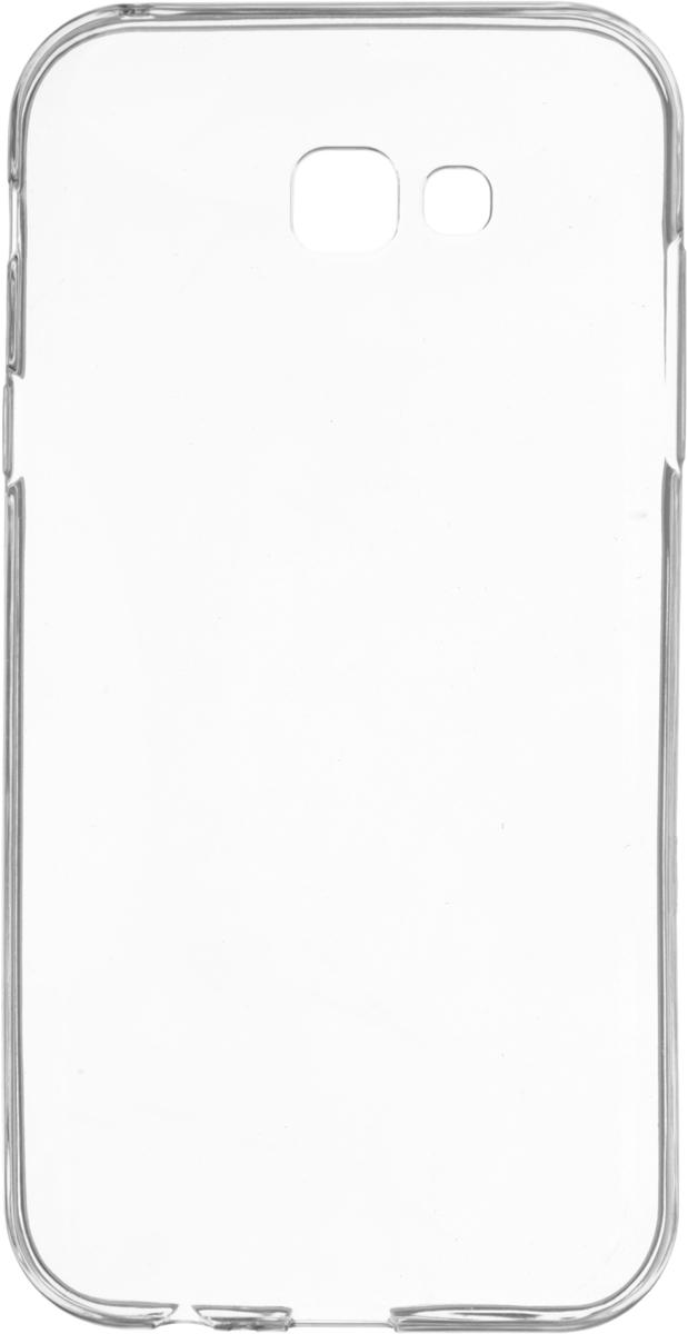 Red Line iBox Crystal чехол для Samsung Galaxy A7 (2017), TransparentУТ000010255Чехол Red Line iBox Crystal для Samsung Galaxy A7 (2017) защищает заднюю часть вашего смартфона от царапин, пыли и других возможных повреждений.Точное соответствие вырезов чехла под функциональные разъемы смартфона.Чехол выполнен из технологичного материала, не теряющего со временем своих внешних характеристик.