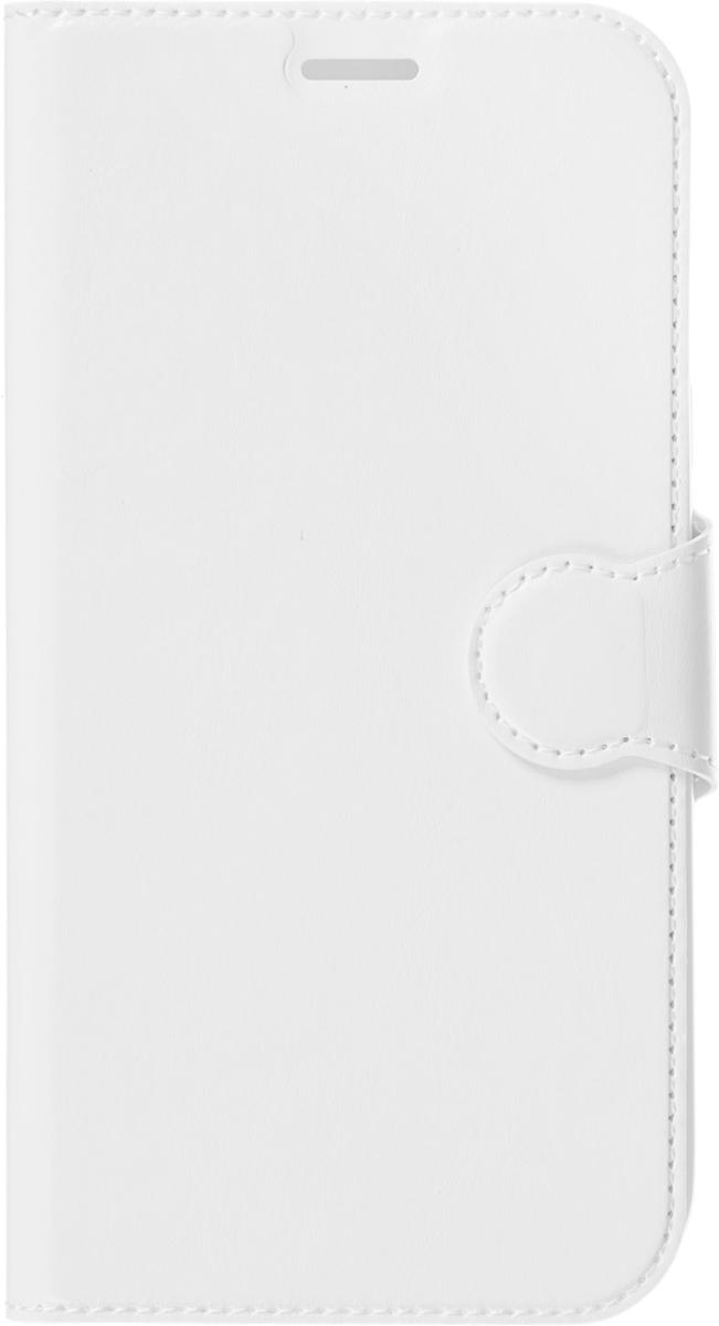 Red Line Book Type чехол для Samsung Galaxy A7 (2017), White