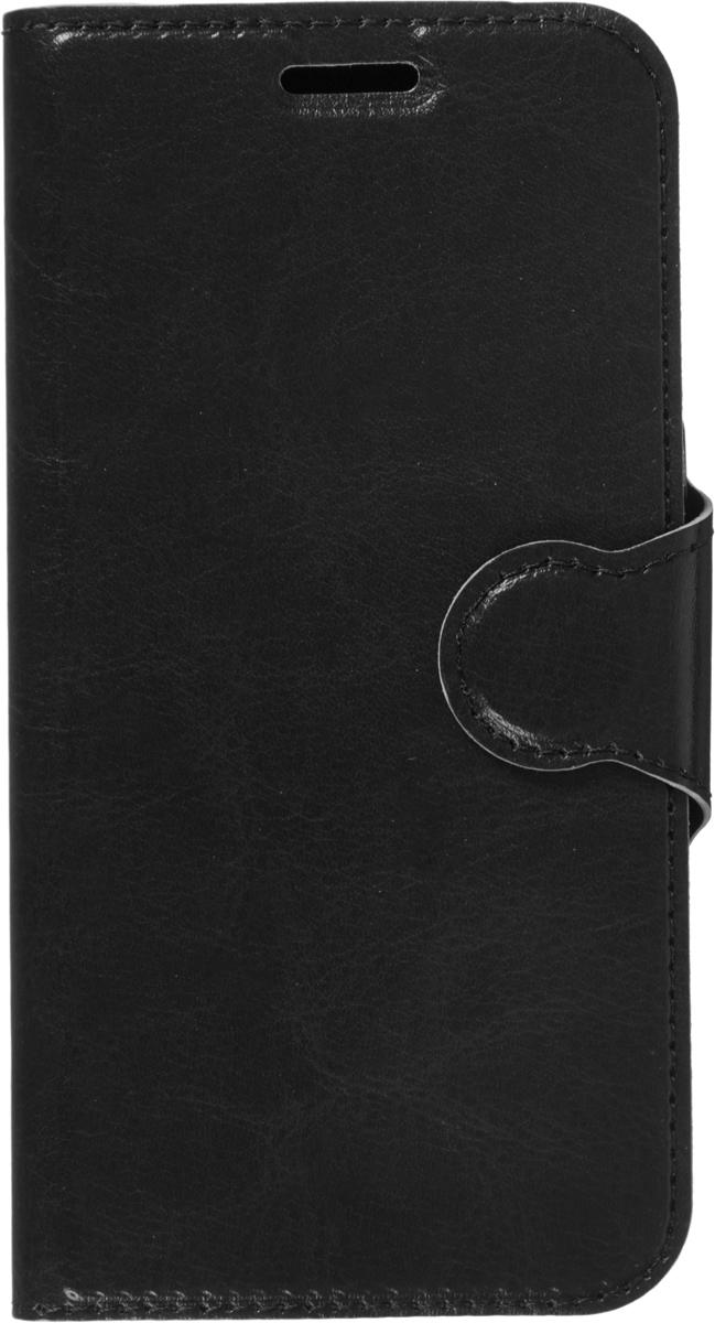Red Line Book Type чехол для Samsung Galaxy A3 (2017), Black