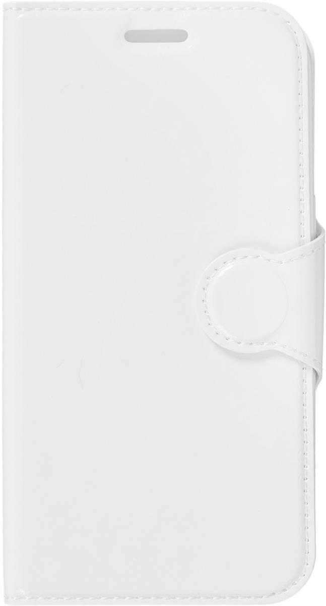 Red Line Book Type чехол для Samsung Galaxy A3 (2017), White