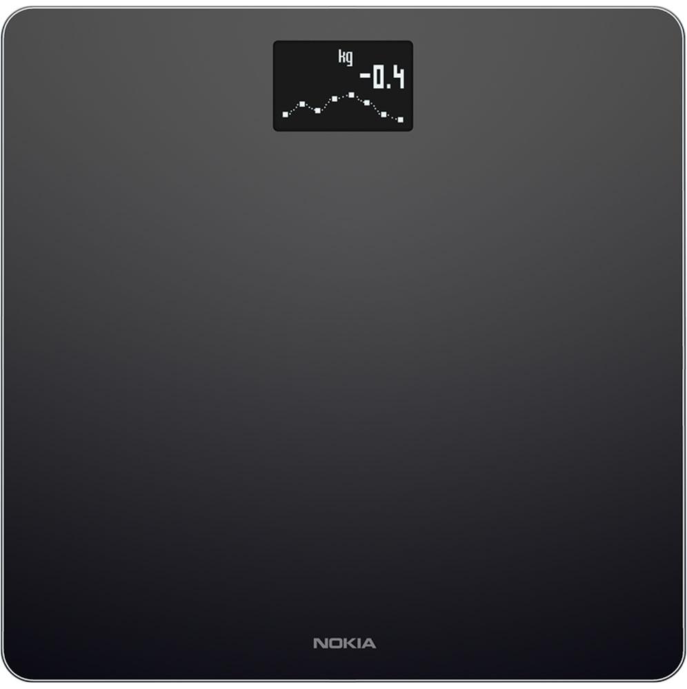 Nokia Body, Black весы напольные