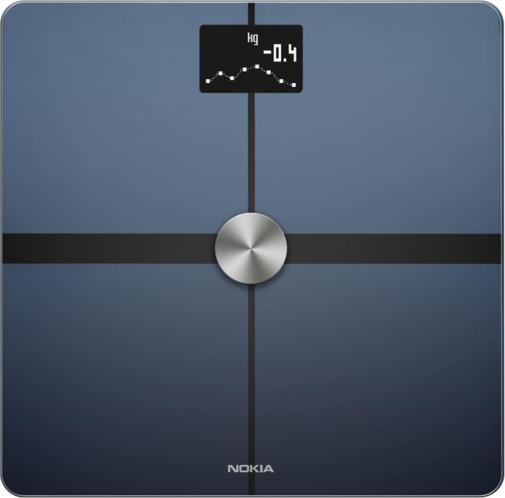 Nokia Body+, Black весы напольные
