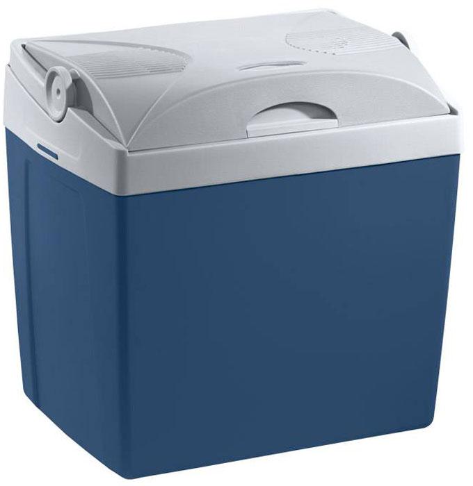 MOBICOOL U26 DC, Light Blue автохолодильник9103500771_голубойАвтохолодильник MOBICOOL U26 DC предназначен для транспортировки и хранения напитков и продуктов питания при определенном температурном режиме. Особенно удобно его использовать в длительных поездках в жаркое время года.Контейнер - термоэлектрический. Он работает от прикуривателя 12 В. Минимальная температура охлаждения составляет до 17 градусов ниже температуры окружающей среды. Корпус холодильника выполнен из ударопрочного пластика. В качестве теплоизоляционного материала используется пенополиуретан.Мощность: 48 Вт