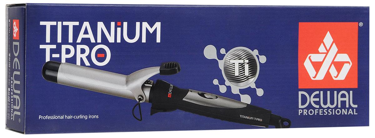 Dewal TitaniumT Pro 03-19А плойка для волос Dewal