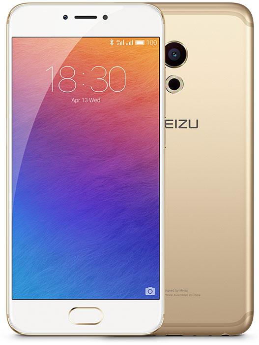 Meizu Pro 6 64GB, Gold White Meizu