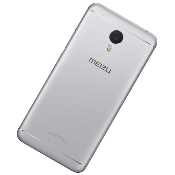 Meizu M3 Note 32GB, Silver White Meizu