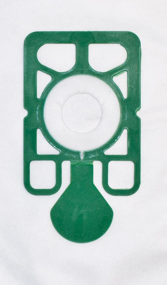 Filtero NUM 10 Proкомплект пылесборников для промышленных пылесосов, 5 шт Filtero