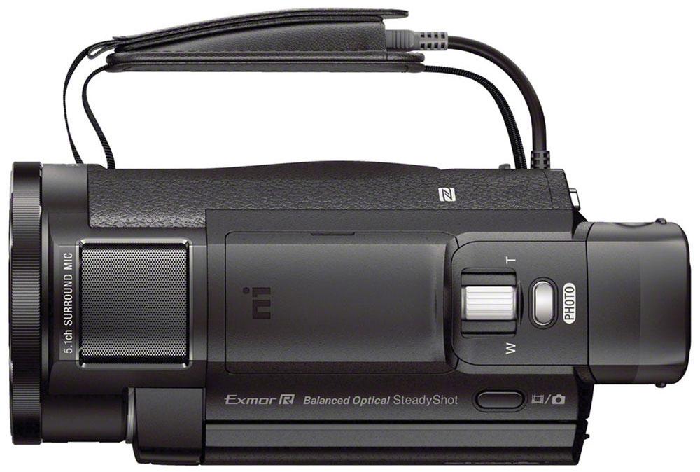 Sony FDR-AX33 4Kцифровая видеокамера Sony
