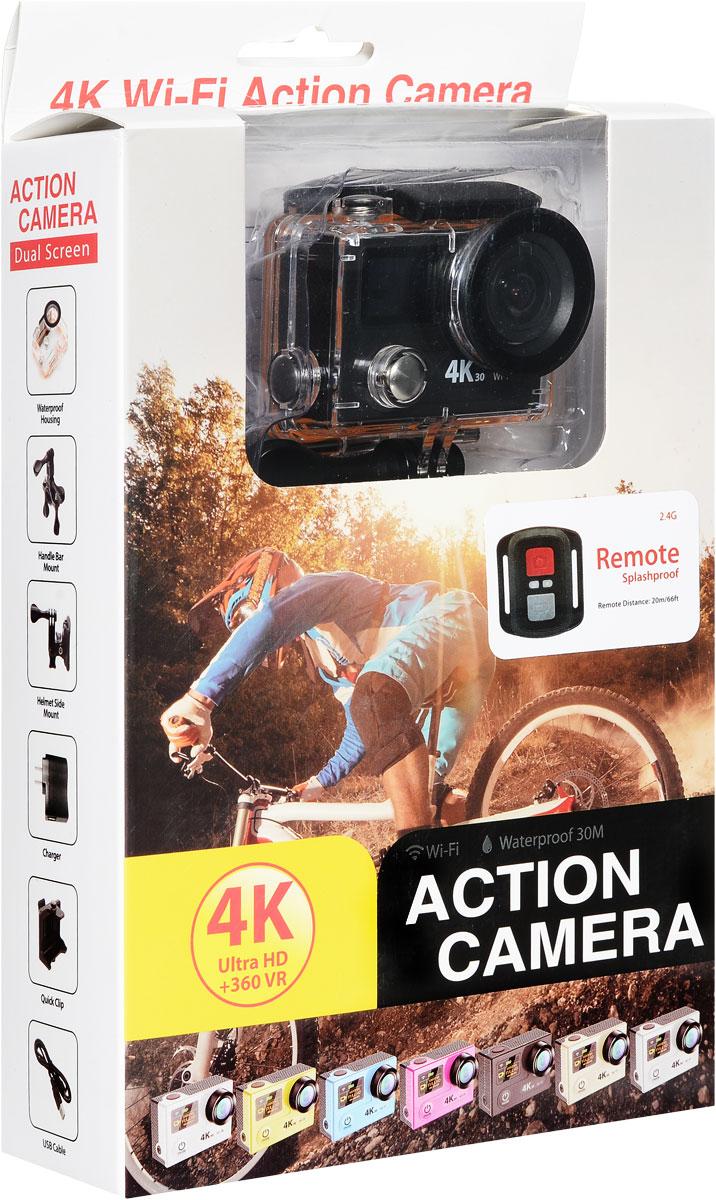 Eken H8R Ultra HD, Blackэкшн-камера Eken