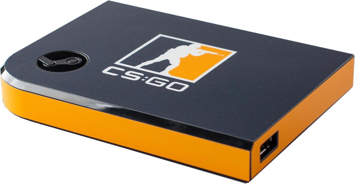 Valve CS: GO, Blue Orangeкомплект накладок для Steam Link Steam