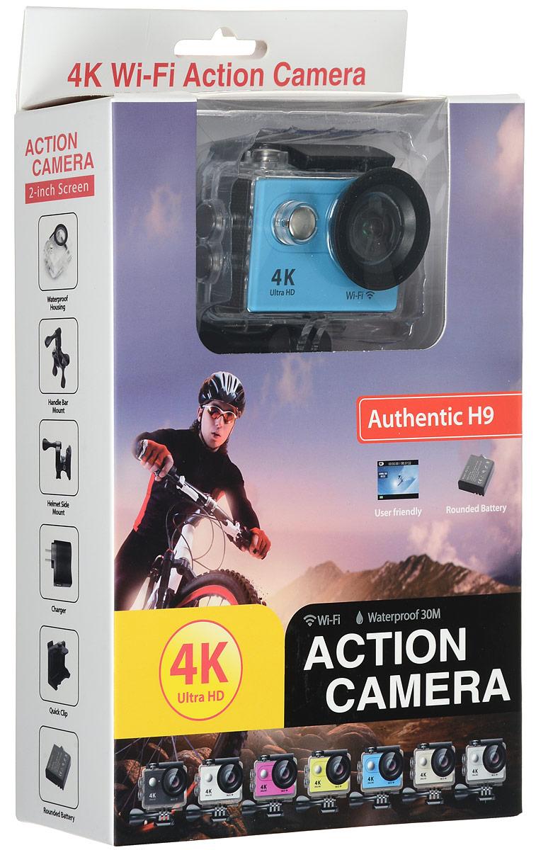 Eken H9 Ultra HD, Blueэкшн-камера Eken