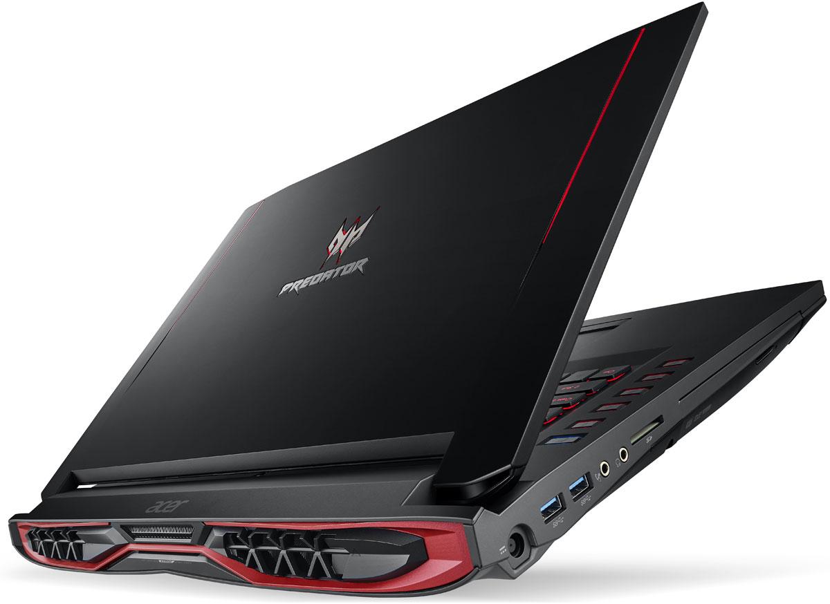 Acer New Predator G9-793-72KS, Black Acer