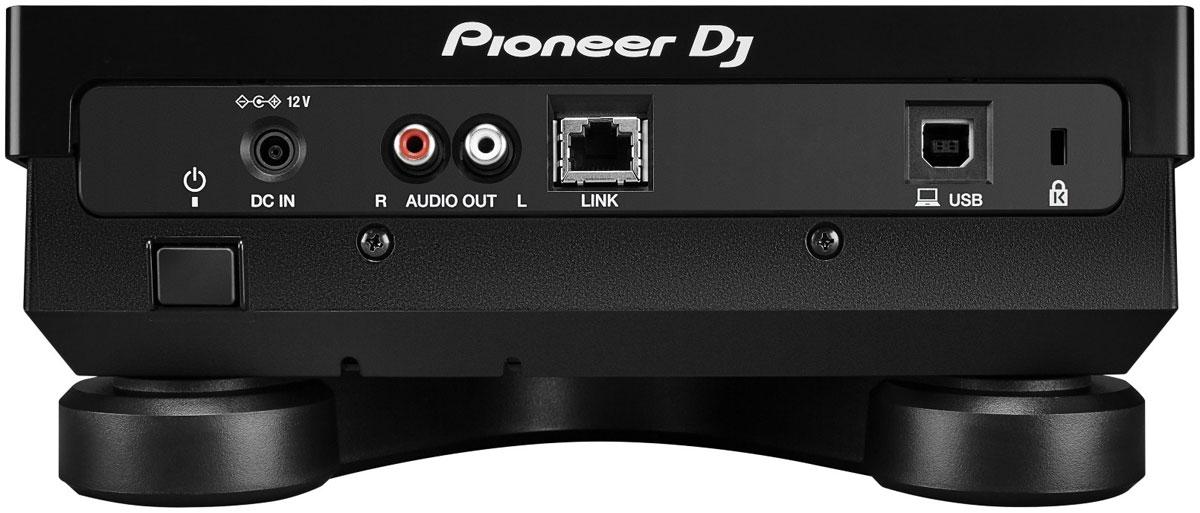 Pioneer XDJ-700цифровой DJ проигрыватель среднего уровня Pioneer