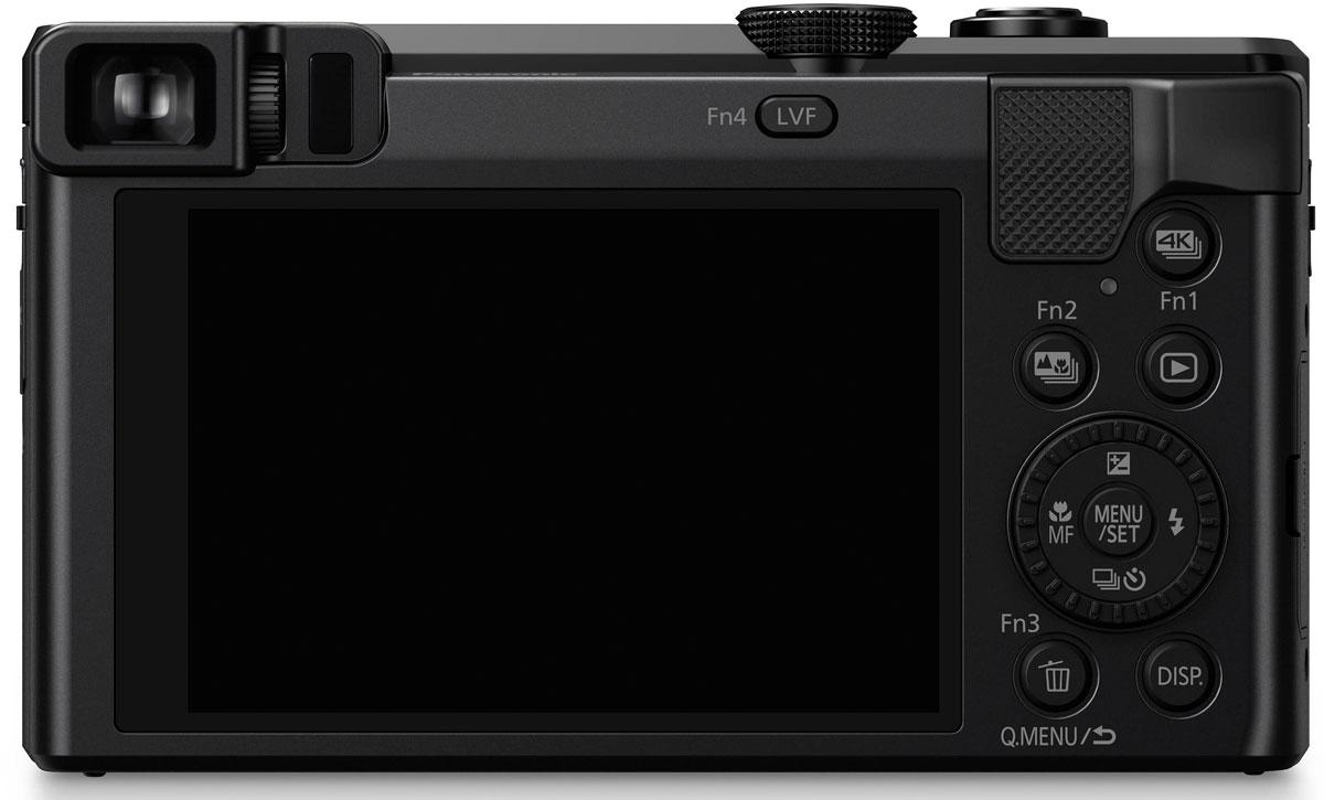 Panasonic Lumix DMC-TZ80, Blackцифровая фотокамера Panasonic