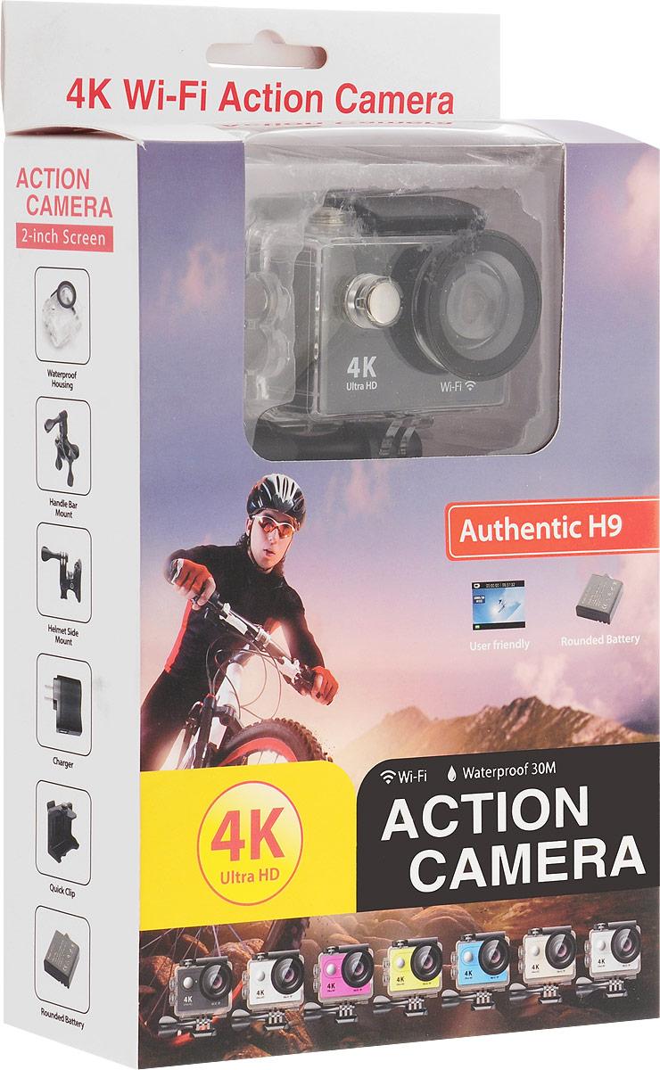Eken H9R Ultra HD, Blackэкшн-камера Eken
