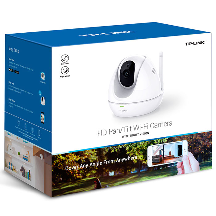 TP-Link NC450камера видеонаблюдения TP-Link
