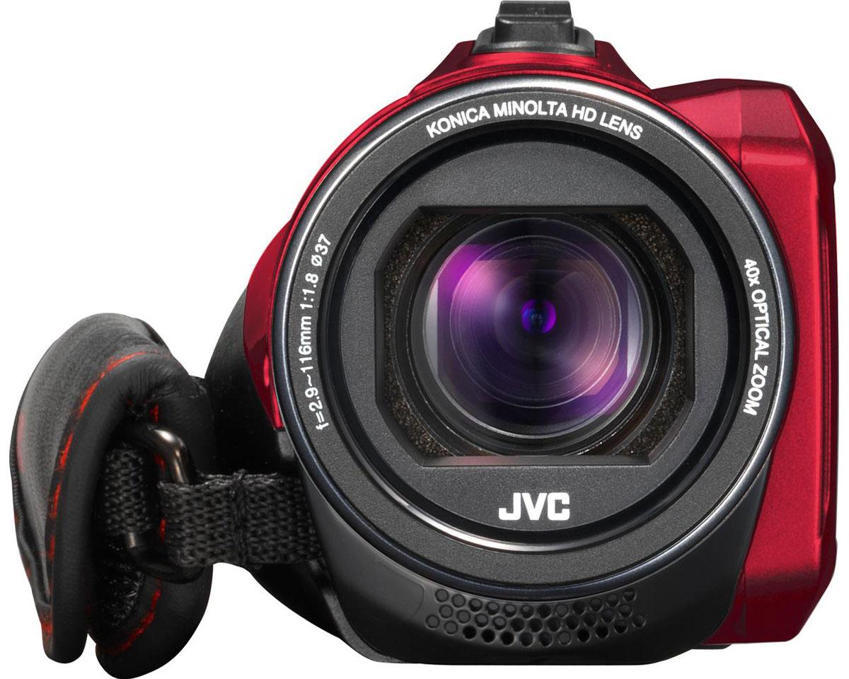 JVC GZ-R435REU, Redцифровая видеокамера JVC