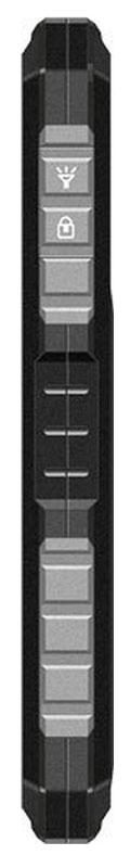 Vertex C307, Black Silver Vertex