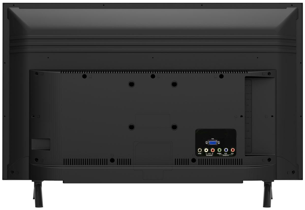 TCL LED55D2900, Blackтелевизор TCL